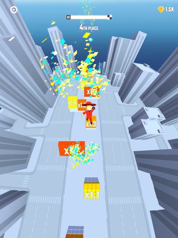 Swing Loops - Grapple Parkour screenshot 12
