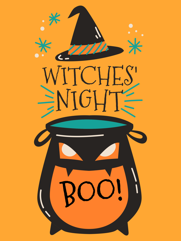 Halloween Stickers!!! screenshot 6