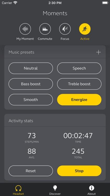 Jabra Sound+ screenshot-9