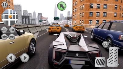 Taxi Driving Simulator 2021のおすすめ画像1