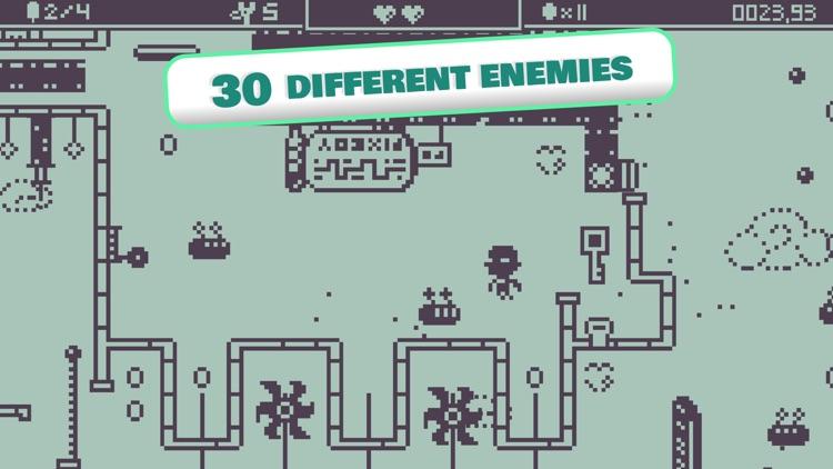 Pixboy - Retro 2D Platformer screenshot-3