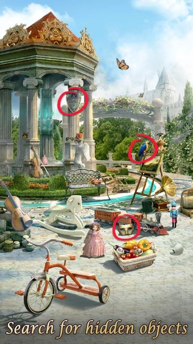 Annie's journey:Hidden Objects screenshot 2