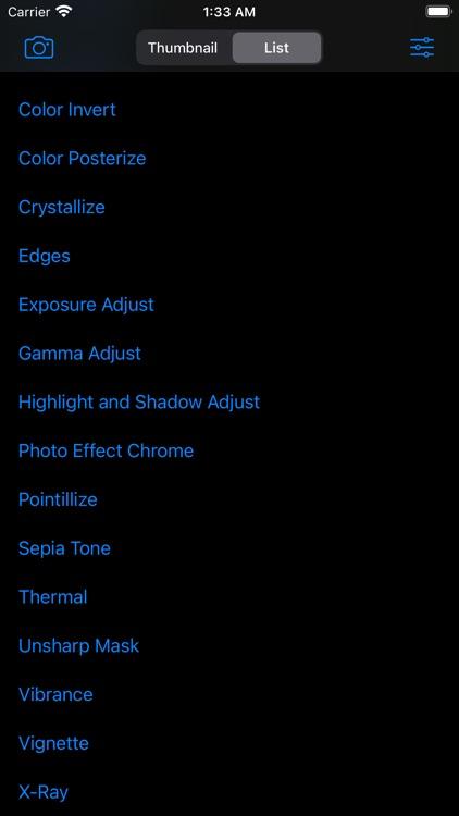 Image Filter Photo Editor Tool screenshot-8