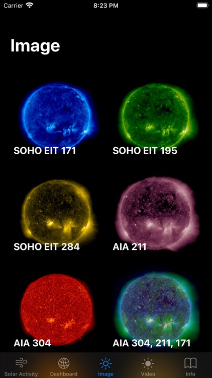 Solar Activity Pro screenshot-6