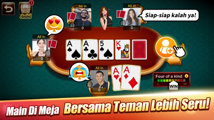 LUXY Indonesia: Domino & Poker by Godgame Service