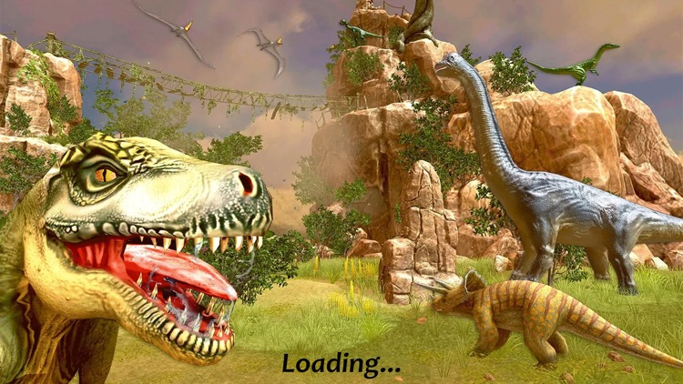Dinosaur Hunting King screenshot-3
