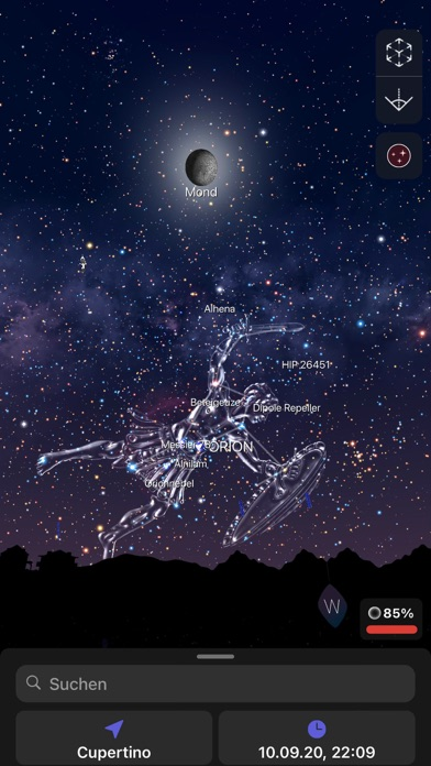 messages.download Night Sky software