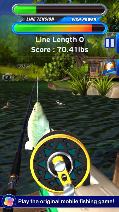 Flick Fishing: Catch Big Fish free Resources hack