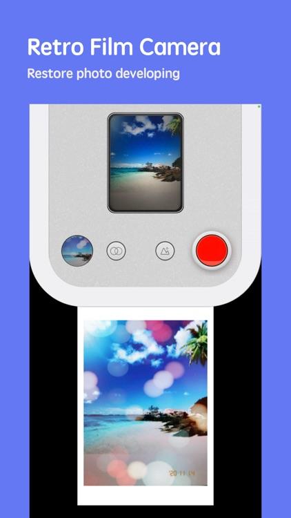 LOCam - Retro film Camera