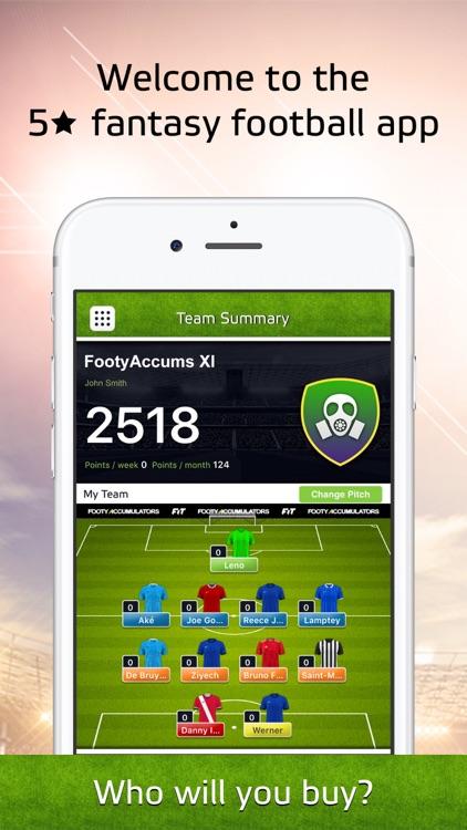 Fantasy Hub - Football Manager