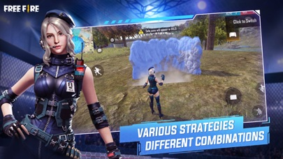 Garena Free Fire- World Series free Diamonds hack