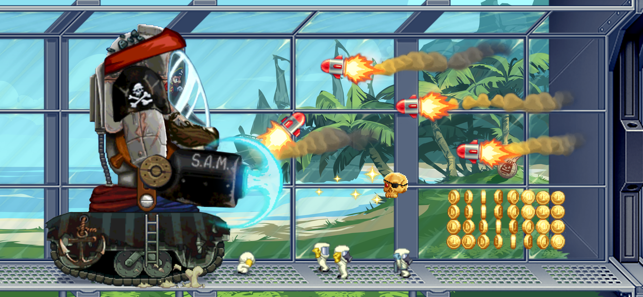 ‎Jetpack Joyride Screenshot