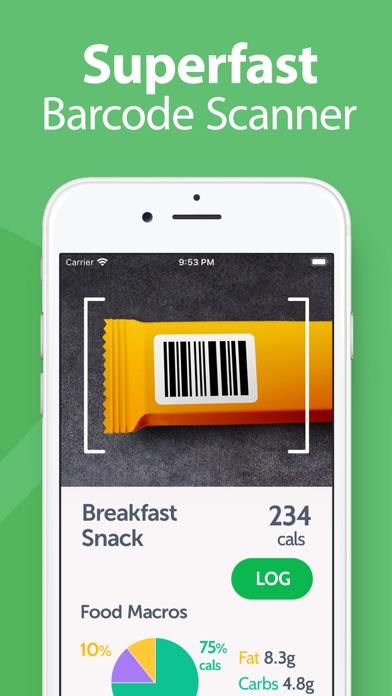 MyNetDiary - Calorie Counter screenshot three