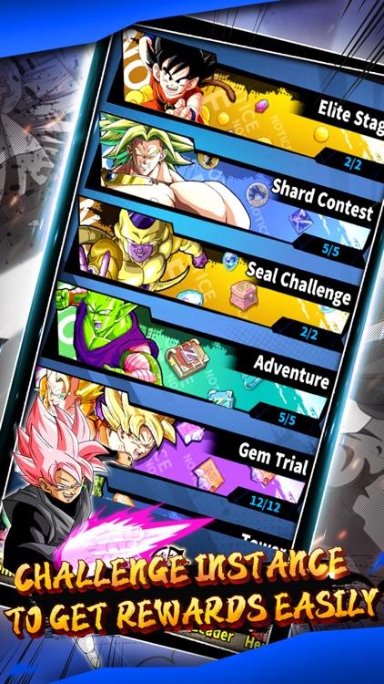 Super Z Warriors screenshot-4
