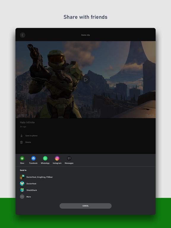 iPad Image of Xbox