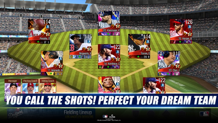 MLB Perfect Inning 2021 screenshot-4