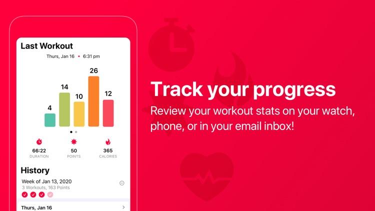 Cycling Workout Companion® App