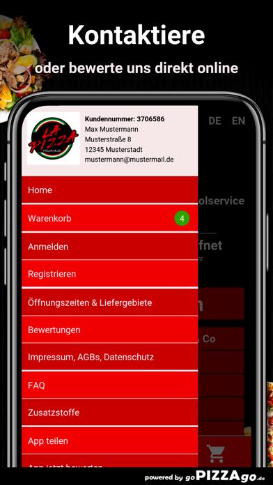 La Pizza Aalen/Wasseralfingen screenshot 3
