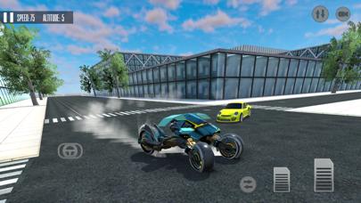 フライングバイクパイロットシミュレータのおすすめ画像3