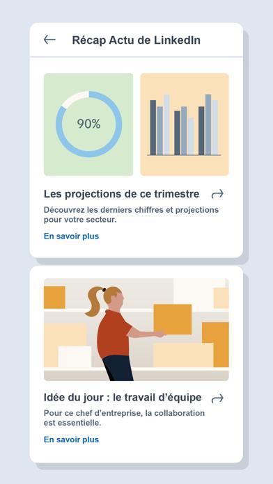 messages.download LinkedIn: Chercher des emplois software