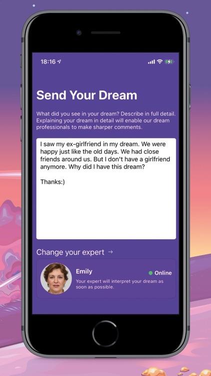 Dream Interpretations screenshot-4