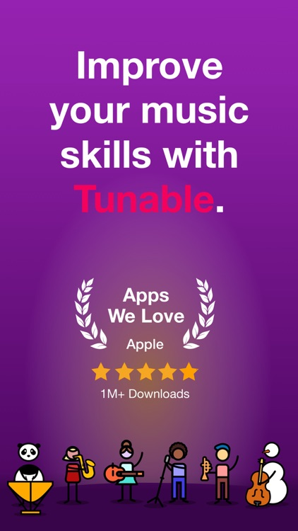Tunable - Music Practice Tools screenshot-0