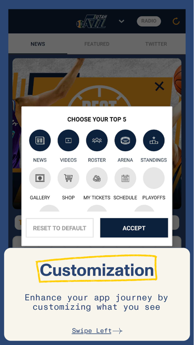 messages.download Utah Jazz + Vivint Arena software