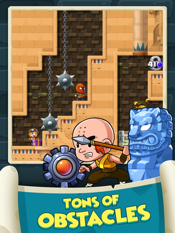 Diamond Quest: The Lost Temple screenshot 14