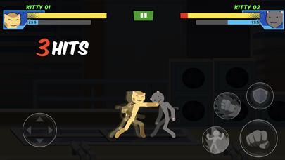 Cat Fighter: Battle screenshot 2