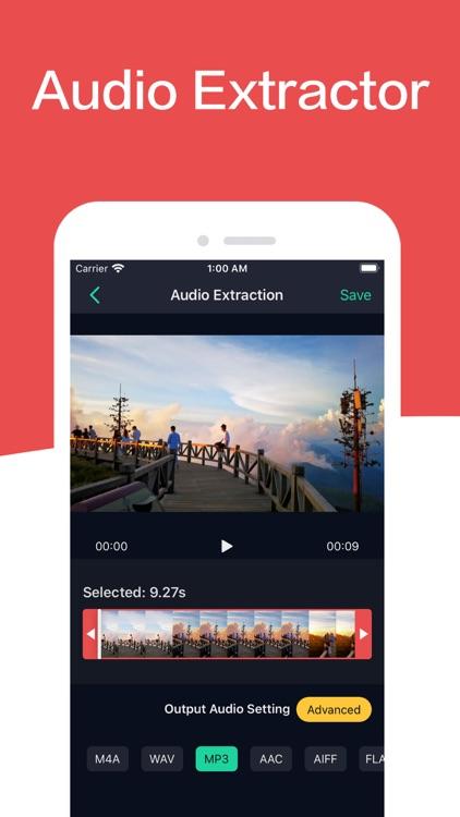 Audio Editor screenshot-3