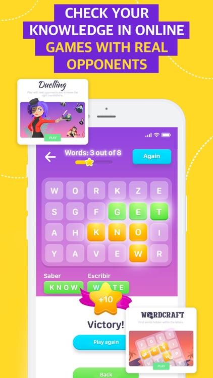 EWA: Learn English Language screenshot-3