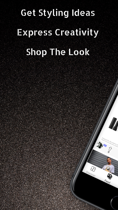 Lookbooks - Fashion Styling Screenshot