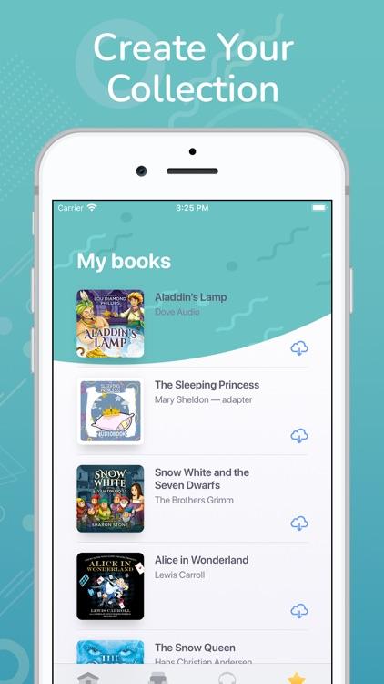 Booka - Bedtime Stories screenshot-4