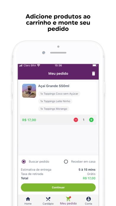MyPurple Açaí screenshot 4