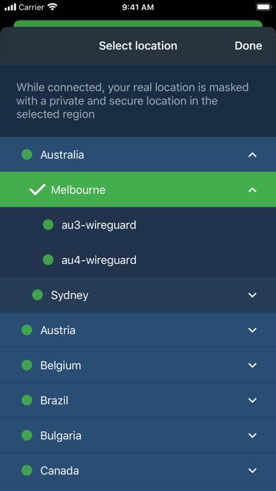 Mullvad VPNのおすすめ画像2