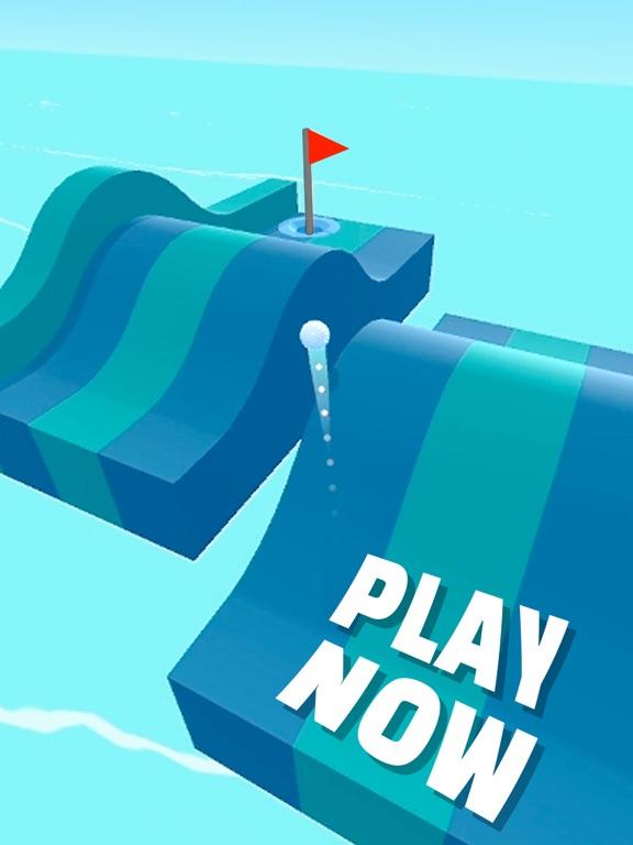 Perfect Golf - Satisfying Game screenshot 7