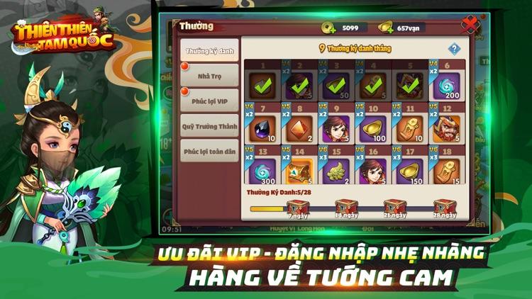 Thiên Thiên Tam Quốc screenshot-6