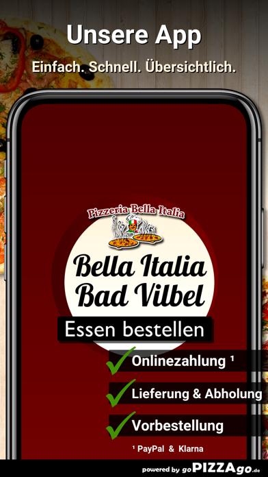 Bella Italia Bad Vilbel screenshot 1