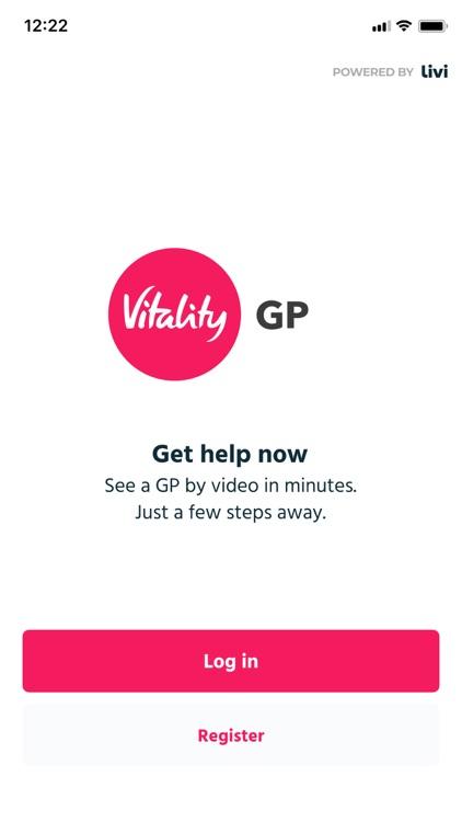 Vitality GP UK