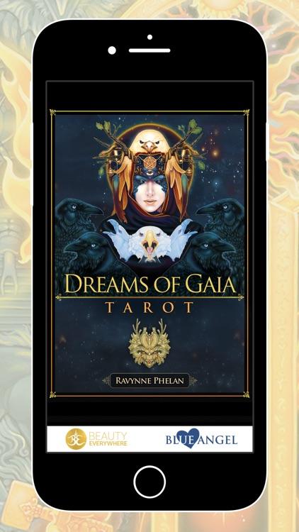 Dreams of Gaia Tarot screenshot-0