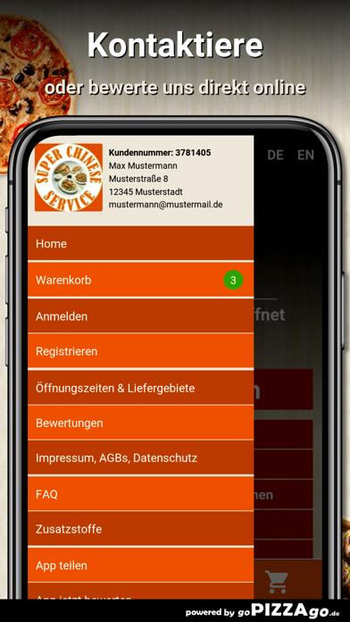 Super China Service Stuttgart screenshot 3