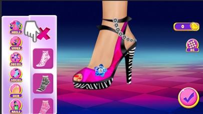 Shoes Fashion Designer screenshot 5