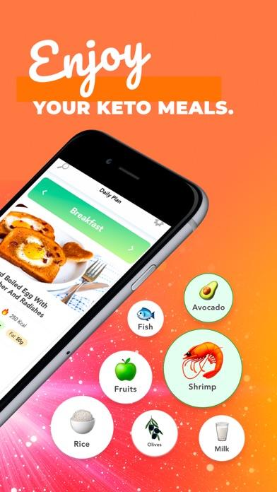 KetoApp - Diet Recipesのおすすめ画像4