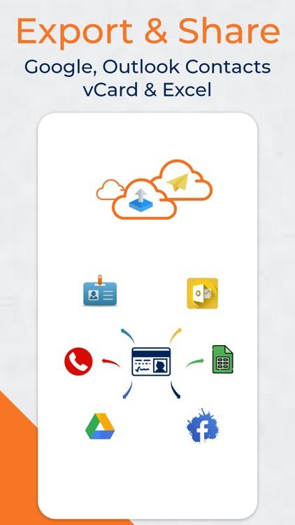 Business Card Scanner Reader screenshot-6