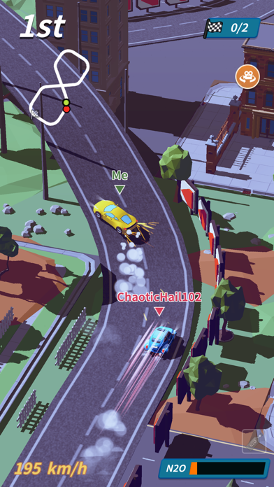 Merge Racing 2020 screenshot 6