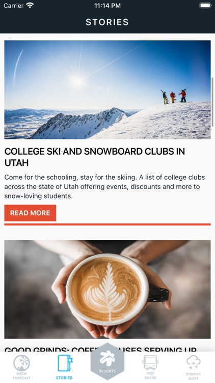 Ski Utah Snow Report screenshot-4