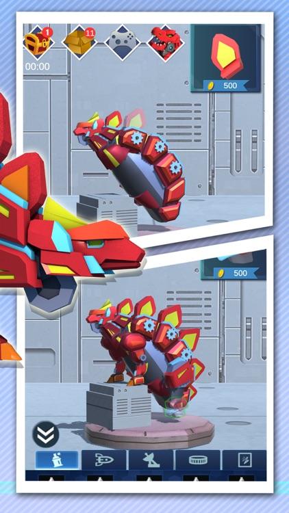 Mechanical Dinosaurs Assembled screenshot-3