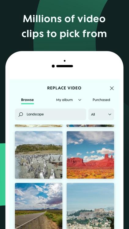 Promote: Make Social Video Ads screenshot-6