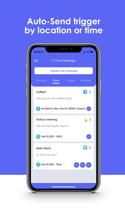 InTime Message screenshot-4