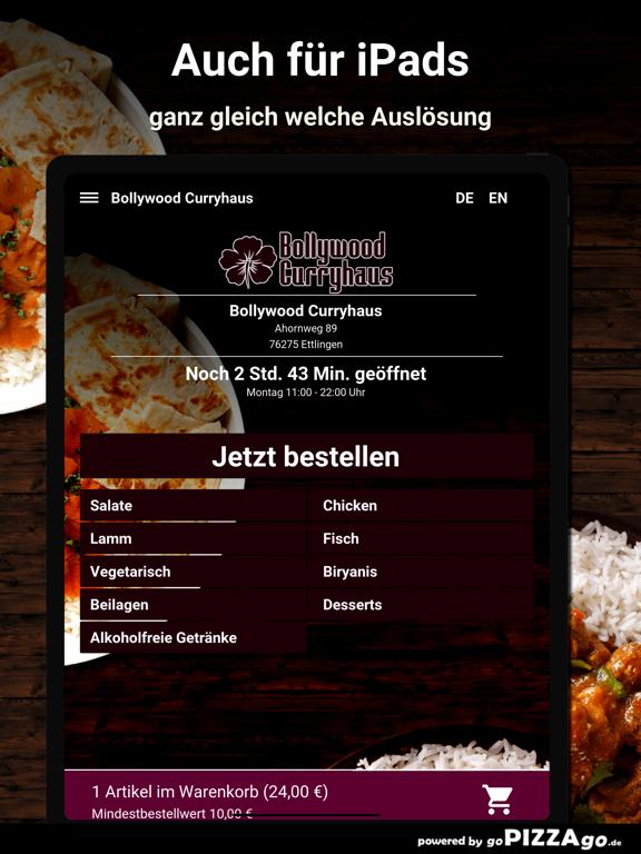 Bollywood Curryhaus Ettlingen screenshot 7